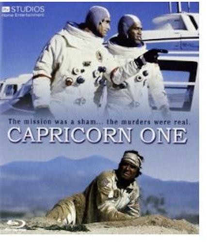 Capricorn One (bluray import)