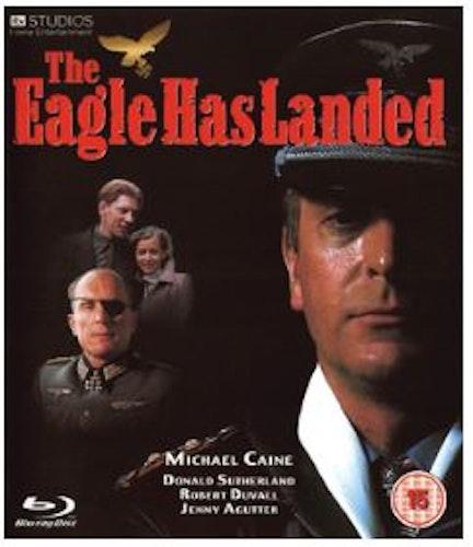 Örnen har landat Blu-Ray import 1976