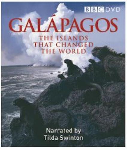 Galapagos Blu-Ray BBC (import)