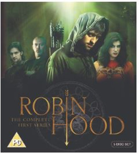 Robin Hood Series 1 Blu-Ray  (import)