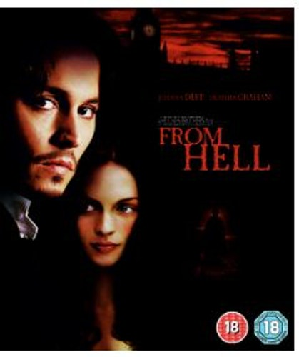 From Hell BluRay