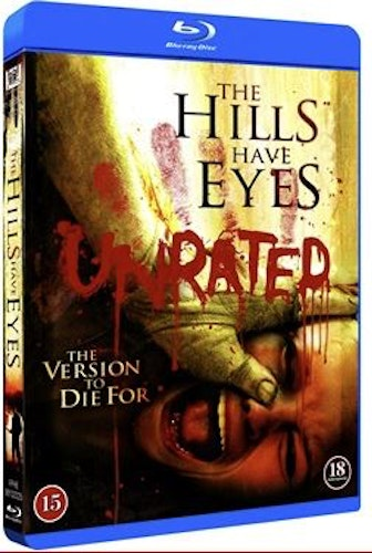 The Hills Have Eyes (bluray)
