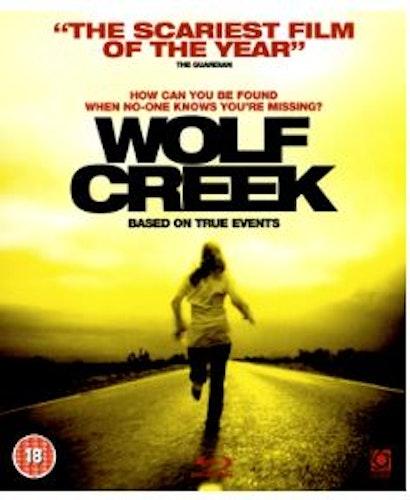 Morden Vid Wolf Creek (bluray import)