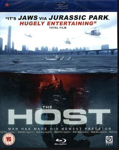 The Host Bluray (import)