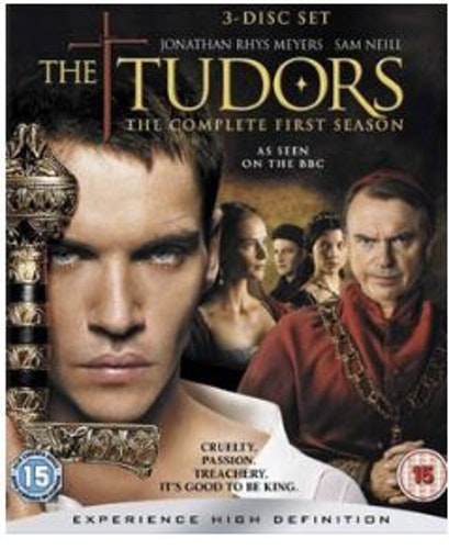 The Tudors Season 1 Blu-Ray (import)