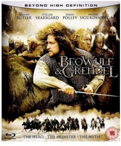 Beowulf & Grendel bluray (import)