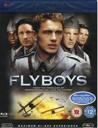 Flyboys Blu-Ray (import)