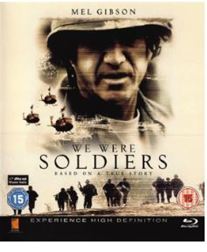 We Were Soldiers Bluray (import)