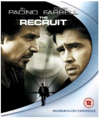 The Recruit (bluray, import)