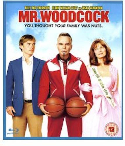 Mr Woodcock bluray (import)