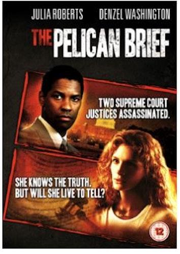 Pelikanfallet DVD (import)