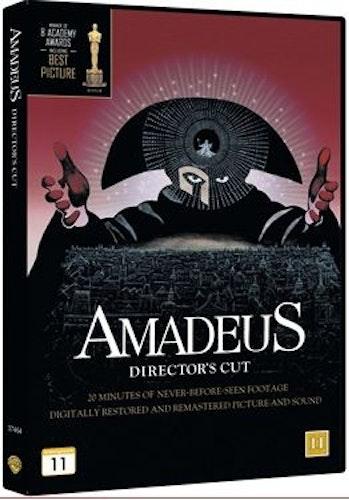 Amadeus - Director's Cut DVD