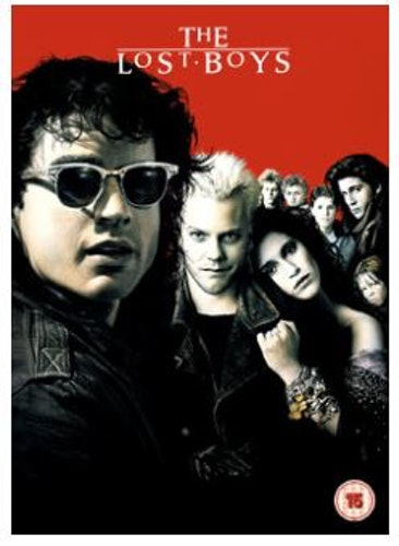 The Lost Boys DVD (import)