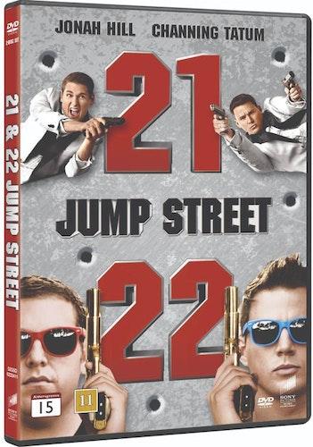 21 Jump street/22 Jump street Box DVD