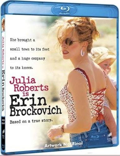 Erin Brockovich bluray