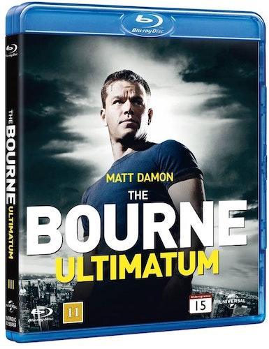 The Bourne Ultimatum bluray