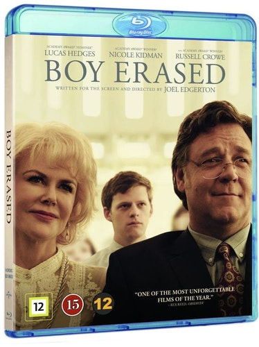 Boy erased bluray