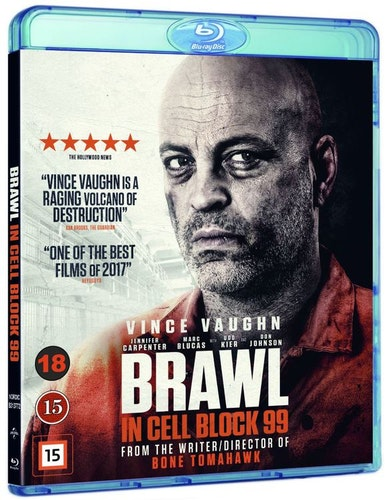 Brawl in cell block 99 bluray