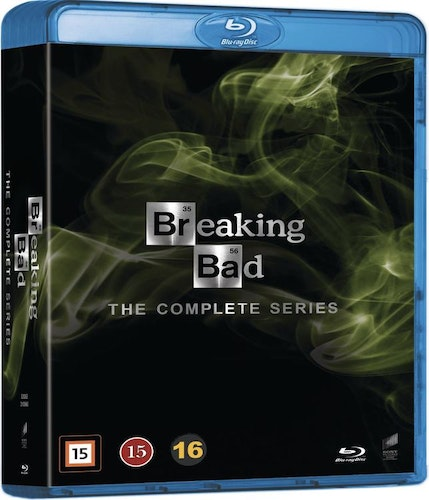 Breaking bad - complete series bluray