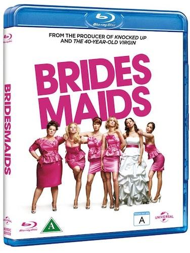 Bridesmaids bluray