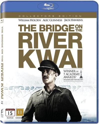 Bron Över Floden Kwai bluray