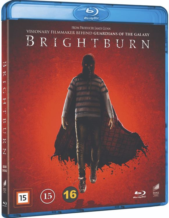 Brightburn bluray