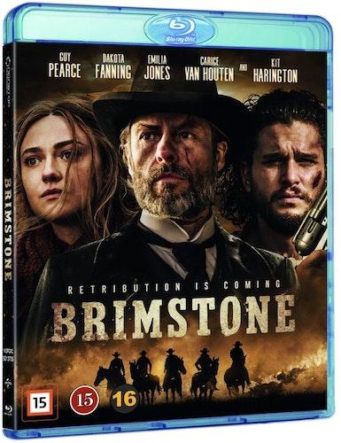Brimstone bluray