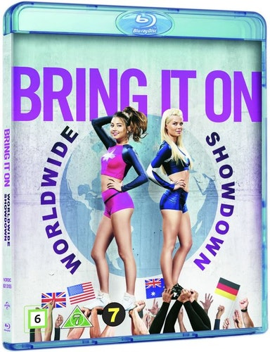 Bring it on: ww showdown bluray