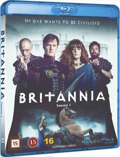 Britannia säsong 1 bluray UTGÅENDE