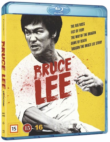Bruce lee collection bluray