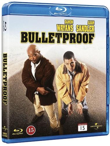 Bulletproof bluray
