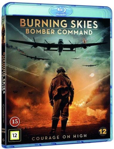 Burning skies: bomber command (bluray)