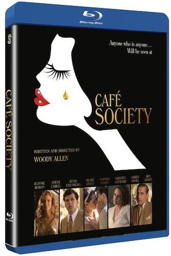 Café society bluray