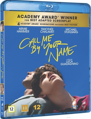 Call me by your name (bluray)