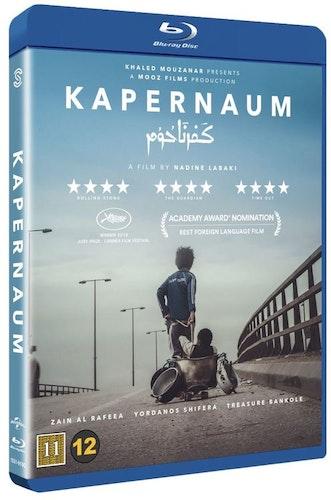 Kapernaum bluray