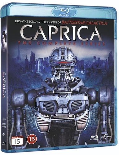 Caprica - Säsong 1 bluray