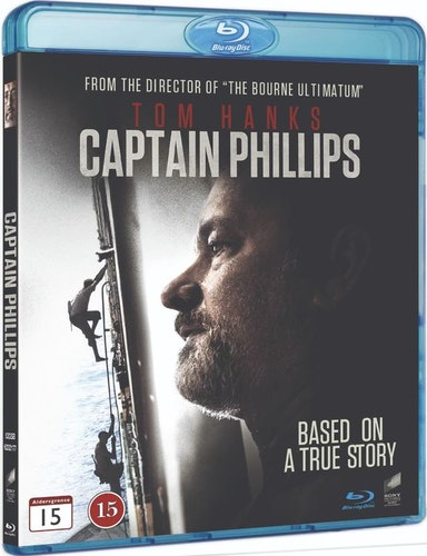 Captain Phillips bluray
