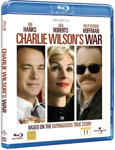Charlie Wilson's War bluray