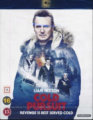 Cold Pursuit (Bluray)