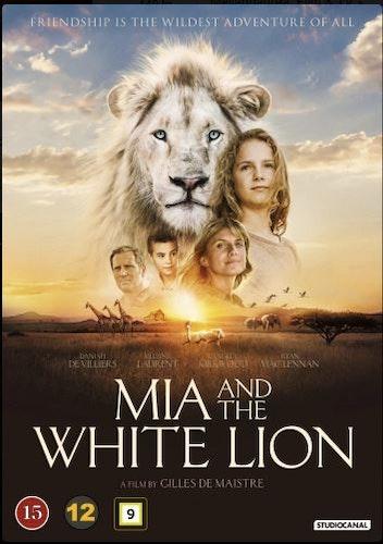 Mia och det vita lejonet (Bluray)