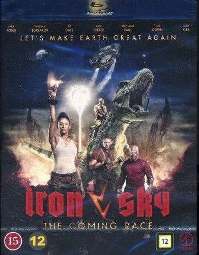 Iron Sky - The Coming Race (Bluray)