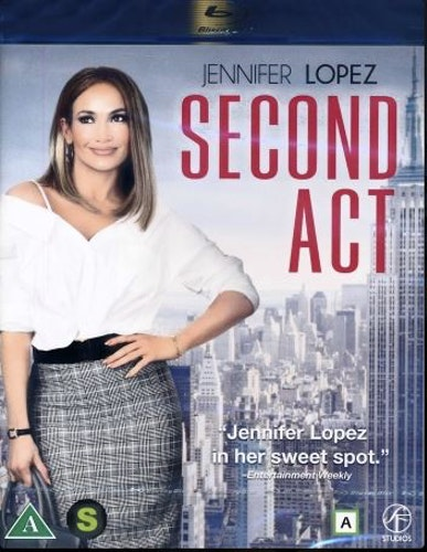 Second Act (Bluray)