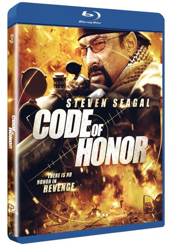 Code of honor bluray