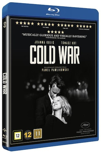 Cold war bluray
