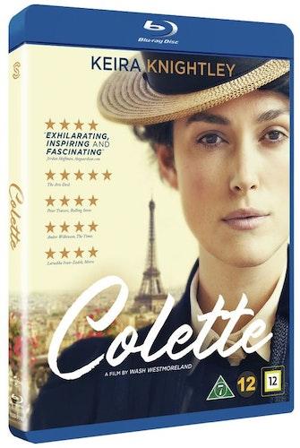 Colette bluray