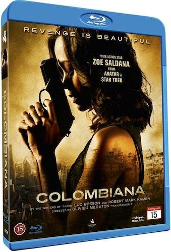 Colombiana bluray