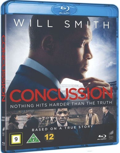 Concussion bluray