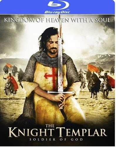 Knight Templar (Bluray)