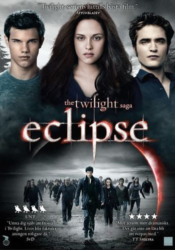 Twilight - Eclipse DVD