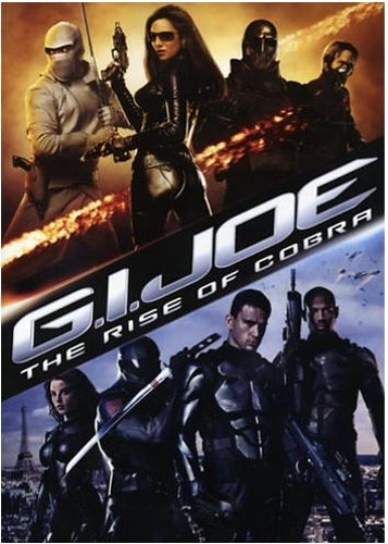 G.I. Joe / The rise of Cobra DVD